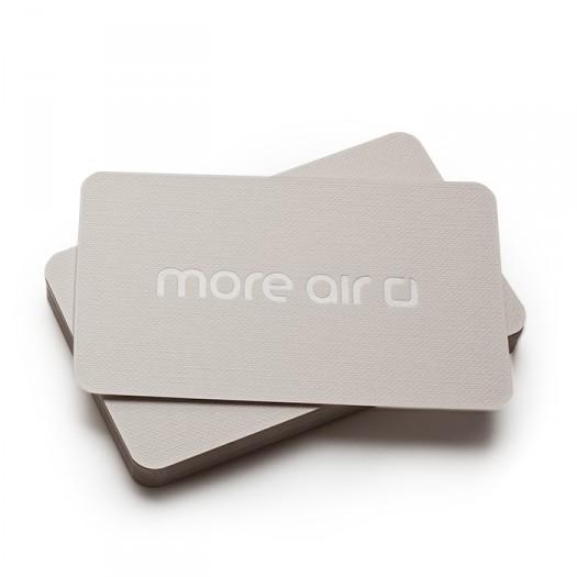 More Air